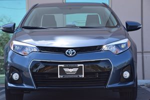2015 Toyota Corolla S Carfax 1-Owner - No AccidentsDamage Reported  Gray 17697 Per Month -O