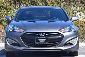 2016 Hyundai Genesis Coupe 38  Empire St Gray Metallic TAKE ADVANTAGE OF OUR PUBLIC WHOLESAL