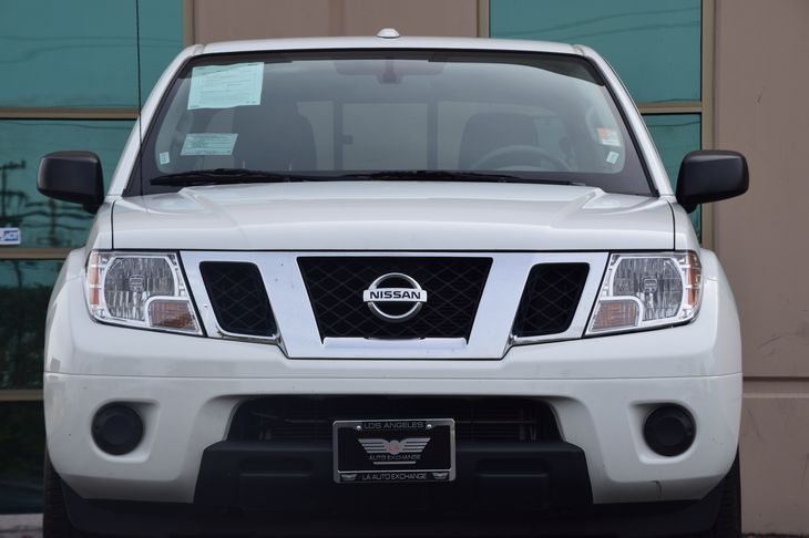 2017 Nissan Frontier SV Black Side Windows Trim And Black Front Windshield Trim Full-Size Spare T