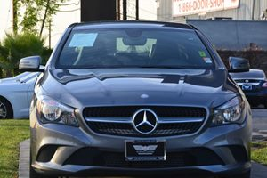 2014 MERCEDES CLA 250 CLA 250 Carfax 1-Owner - No AccidentsDamage Reported  Mountain Gray Meta