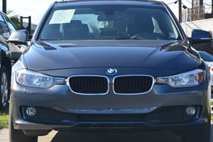 2015 BMW 3 Series 328d xDrive Carfax 1-Owner - No AccidentsDamage Reported  Mineral Gray Metal