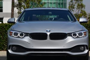 2014 BMW 4 Series 435i Air Conditioning Climate Control Audio Auxiliary Audio Input Audio Hd