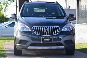2016 Buick Encore Base Carfax 1-Owner - No AccidentsDamage Reported  Graphite Gray Metallic