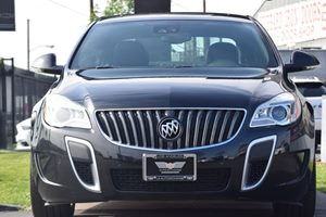 2015 Buick Regal GS  Black Diamond Tricoat  2809 Per Month -ON APPROVED CREDIT  See our enti