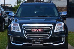 2016 GMC Terrain SLT Carfax 1-Owner  Ebony Twilight Metallic 23543 Per Month -ON APPROVED CR