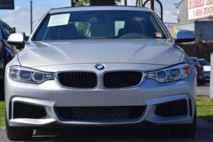 2015 BMW 4 Series 428i M-Sport Carfax 1-Owner - No AccidentsDamage Reported  Silver  We are n