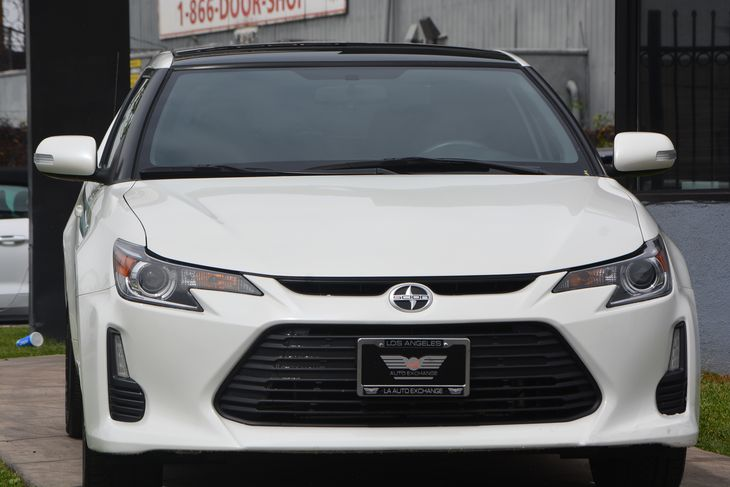 2015 Scion tC Base Audio Hd Radio Auto Off Projector Beam Halogen Headlamps Led Brakelights W