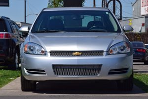 2012 Chevrolet Impala LT  Silver Ice Metallic  We are not responsible for typographical errors