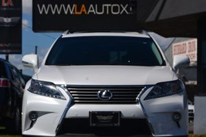 2015 Lexus RX 350 Base Carfax 1-Owner - No AccidentsDamage Reported  White 35756 Per Month