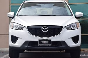2015 Mazda CX-5 Sport  Crystal White Mica 19646 Per Month -ON APPROVED CREDIT---  ---