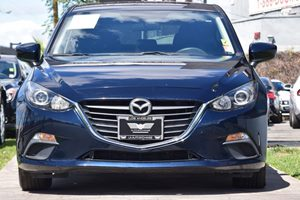 2014 Mazda Mazda3 i Sport Carfax Report  Blue 17697 Per Month -ON APPROVED CREDIT---  -