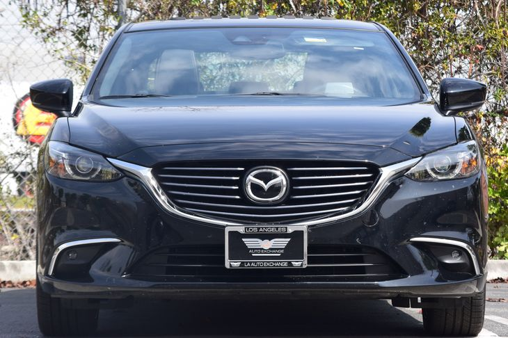 2017 Mazda Mazda6 Grand Touring Clearcoat Paint Convenience Automatic Headlights Convenience K