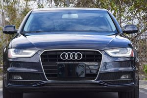 2014 Audi A4 20T Premium Plus Carfax 1-Owner  Blue  We are not responsible for typographical