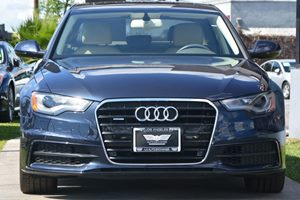 2015 Audi A6 30T quattro Premium Carfax 1-Owner - No AccidentsDamage Reported  Blue 38284