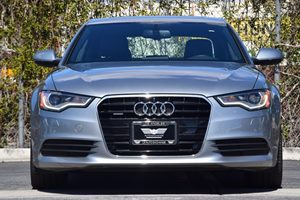 2015 Audi A6 20T quattro Premium Carfax 1-Owner - No AccidentsDamage Reported  Gray  3386