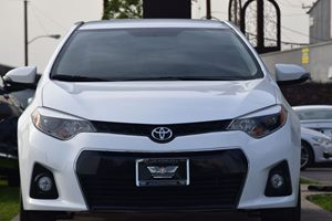 2015 Toyota Corolla S Plus Carfax 1-Owner - No AccidentsDamage Reported  Super White 18996