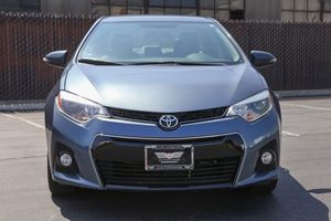 2015 Toyota Corolla S  Gray TAKE ADVANTAGE OF OUR PUBLIC WHOLESALE PRICING GOING ON RIGHTNOW