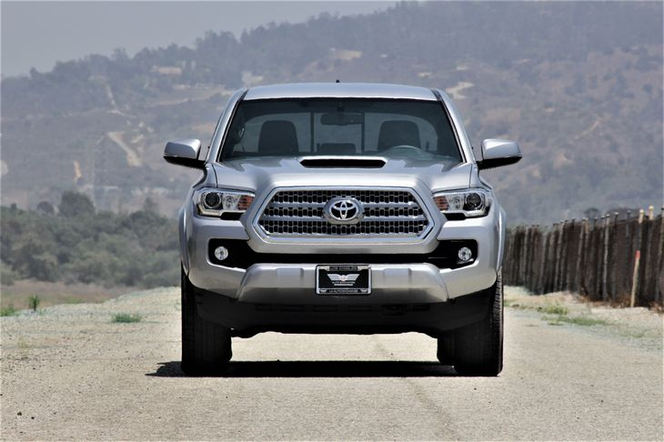 2017 Toyota Tacoma TRD Sport Engine 35L Atkinson-Cycle V6 -Inc Vvt-Iw Wider Intake And Vvt-I Ex