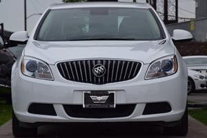 2016 Buick Verano Base  White 18347 Per Month -ON APPROVED CREDIT---  ---  See our ent