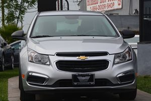 2015 Chevrolet Cruze LS Auto  Silver Ice Metallic 16314 Per Month -ON APPROVED CREDIT---