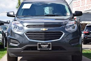 2017 Chevrolet Equinox LS  Nightfall Gray Metallic 24193 Per Month -ON APPROVED CREDIT---