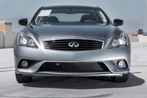 2015 INFINITI Q60 Coupe Sport Limited Air Conditioning Multi-Zone AC Audio Auxiliary Audio Inp