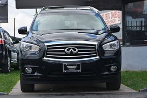 2014 INFINITI QX60 HYBRID  Black Obsidian 32596 Per Month -ON APPROVED CREDIT---  ---