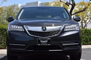 2015 Acura MDX wTech  Gray  We are not responsible for typographical errors All prices listed