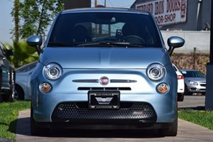 2015 FIAT 500e Base 2 Lcd Monitors In The Front Air Conditioning Climate Control Air Filtration