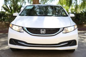 2015 Honda Civic Sedan LX Convenience Remote Trunk Release Convenience Security System Day-Nig