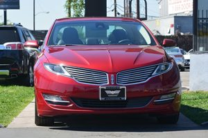 2015 Lincoln MKZ Base  Ruby Red Metallic Tinted Clearco 22894 Per Month -ON APPROVED CREDIT-