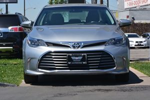 2016 Toyota Avalon XLE  Celestial Silver Metallic 25492 Per Month -ON APPROVED CREDIT---