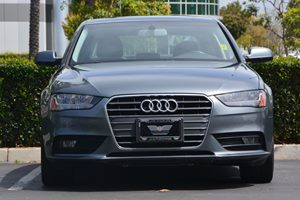 2013 Audi A4 20T Premium  Monsoon Gray Metallic 20295 Per Month -ON APPROVED CREDIT---