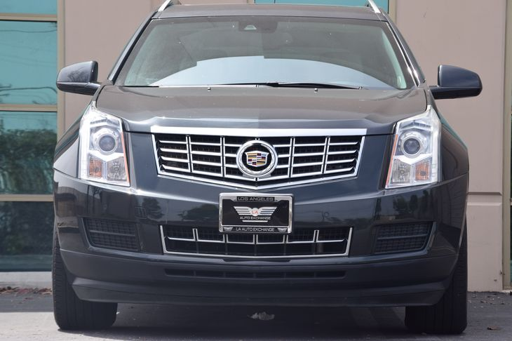 2015 Cadillac SRX Luxury Collection Air Conditioning Multi-Zone AC Audio Auxiliary Audio Input