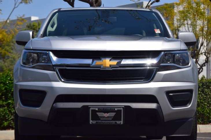 2016 Chevrolet Colorado Work Truck Air Conditioning AC Audio AmFm Stereo Audio Auxiliary Au