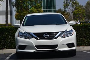 2016 Nissan Altima 25 S  White 19646 Per Month -ON APPROVED CREDIT---  ---  See our e