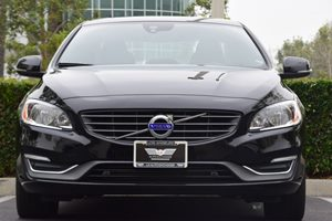 2015 Volvo S60 T6 Drive-E  Black 26142 Per Month -ON APPROVED CREDIT---  ---  See our