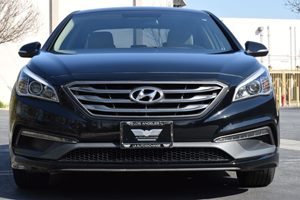 2015 Hyundai Sonata Sport  Phantom Black  We are not responsible for typographical errors All
