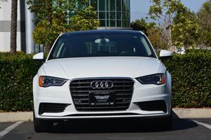 2015 Audi A3 18T Premium  Glacier White Metallic 22894 Per Month -ON APPROVED CREDIT---