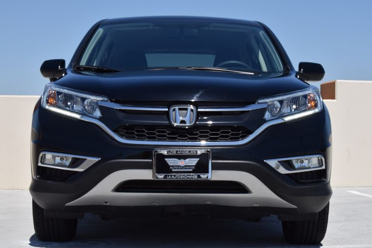 2015 Honda CR-V EX Convenience Cargo Shade Convenience Remote Engine Start Convenience Securi