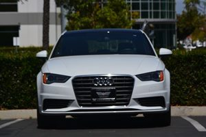 2015 Audi A3 18T Premium Plus  Glacier White Metallic 24193 Per Month -ON APPROVED CREDIT-