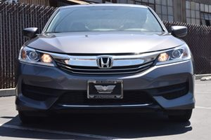 2016 Honda Accord Sedan LX  Gray  We are not responsible for typographical errors All prices l