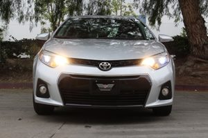 2015 Toyota Corolla S Audio Auxiliary Audio Input Audio Cd Player Back-Up Camera Convenience