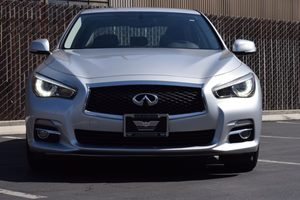 2014 INFINITI Q50 Premium  Silver  We are not responsible for typographical errors All prices