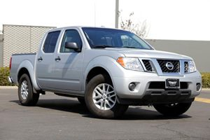 2017 Nissan Frontier SV  Brilliant Silver  All advertised prices exclude government fees and ta