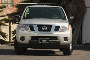 2017 Nissan Frontier SV Sae Net Horsepower  Rpm 261  5600 Second Head Room 387 In Brillian