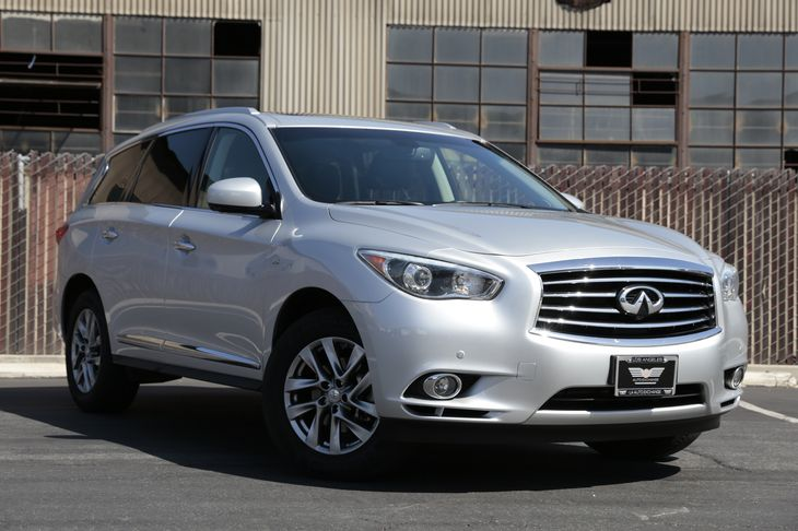 2015 INFINITI QX60 Base Convenience Cruise Control Convenience Keyless Start Convenience Secu