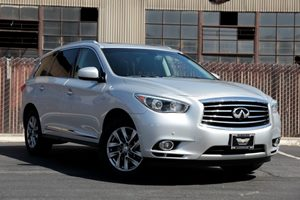 2015 INFINITI QX60 Base  Silver ---  3702 Per Month -ON APPROVED CREDIT---  ---  Se