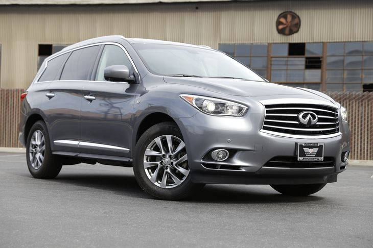 2015 INFINITI QX60   Gray All advertised prices exclude government fees and taxes any finance