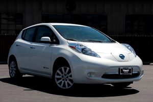 2015 Nissan LEAF S  White 14911 Per Month -ON APPROVED CREDIT--- ---  See our entire i